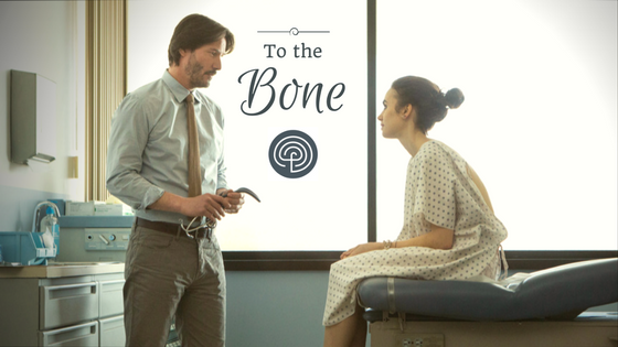 to the bone, recensie, review, film, anorexia, psychiater