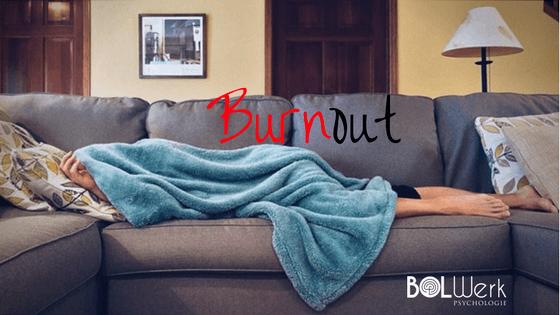Dossier burnout, deel 2/5: Hoe herken ik een burnout?