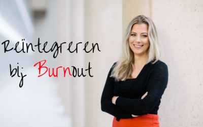 Dossier burnout. Deel 4/5: reintegreren bij een burnout.